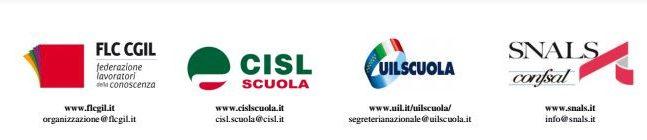 loghi-sindacati-comunicato-11-gennaio