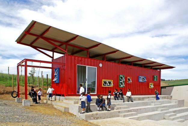 container-scuola