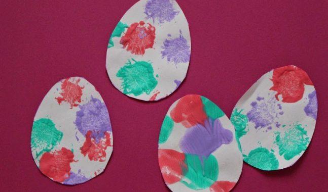 Lavoretti Di Pasqua Per Bambini Unidea Per I Più Piccoli