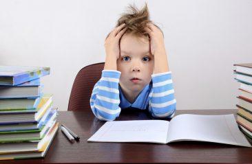 compiti-bambino