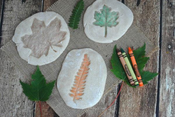 fossili-foglie-autunno-pasta-sale