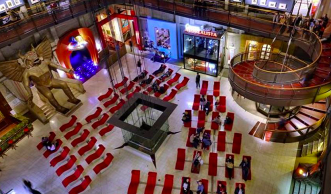 Museo Del Cinema.Museo Del Cinema Di Torino Tutte Le Attivita Di Ottobre