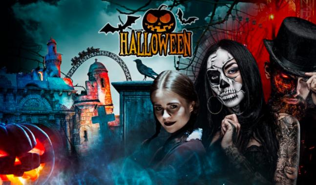 Halloween a Mirabilandia  tunnel e horror zone per bambini di ogni età 4b967d9e388d