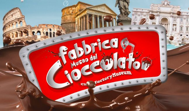 Fabbrica Museo Del Cioccolato Il Goloso Parco Tematico Arriva A Roma