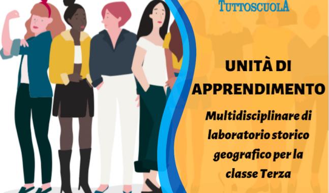 Capo Donne Semi Umane.Unita Di Apprendimento Multidisciplinare La Donna Nel Tempo